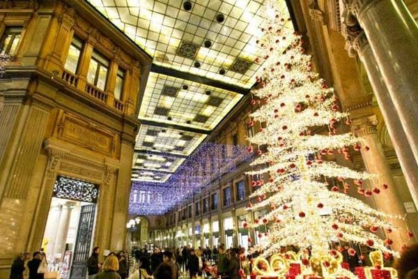 Alberi di Natale Roma 2018 da vedere assolutamente