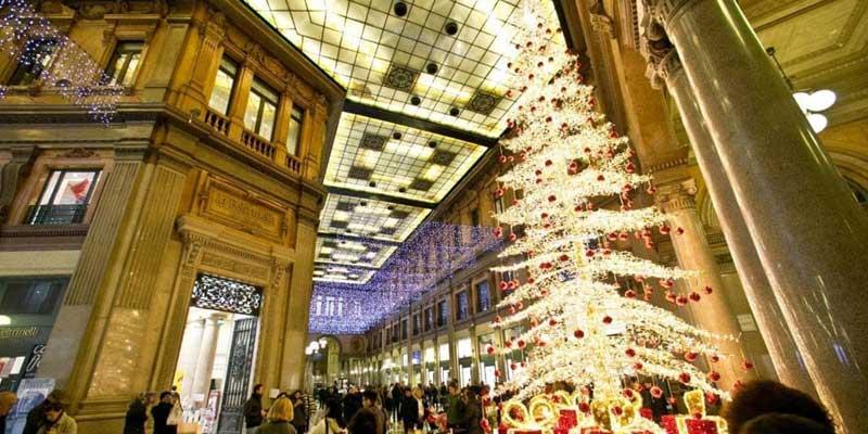Alberi di Natale Roma 2018