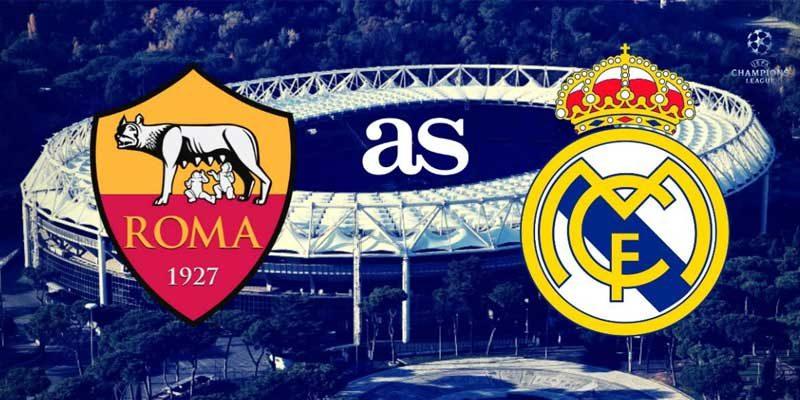 Roma Real Madrid tv: dove vedere la partita di Champions League
