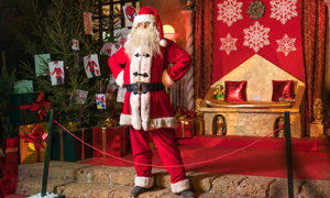 Villaggio di Natale al Castello di Lunghezza