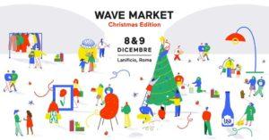mercatino natale roma lanificio 2018