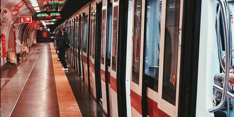 Metro Roma 1 gennaio 2019: