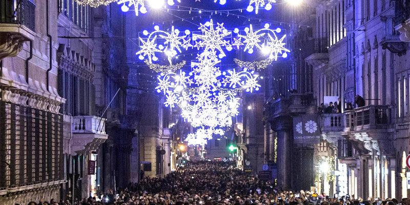 ZTL Roma orari per le feste di Natale 2018
