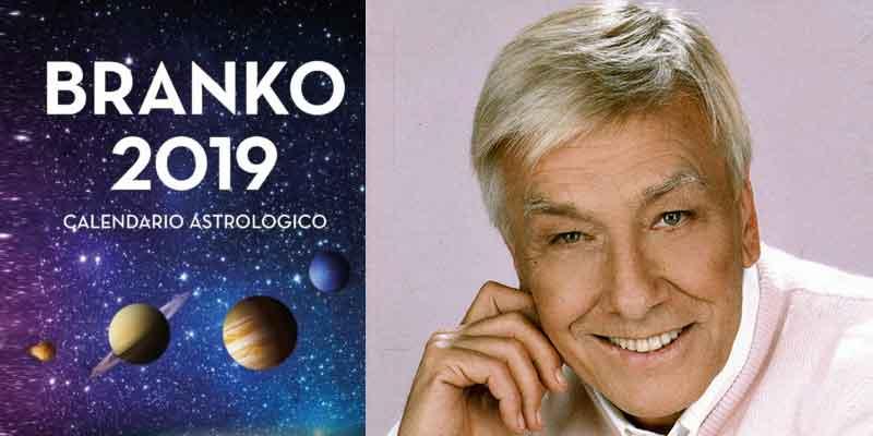 Oroscopo Branko 2019