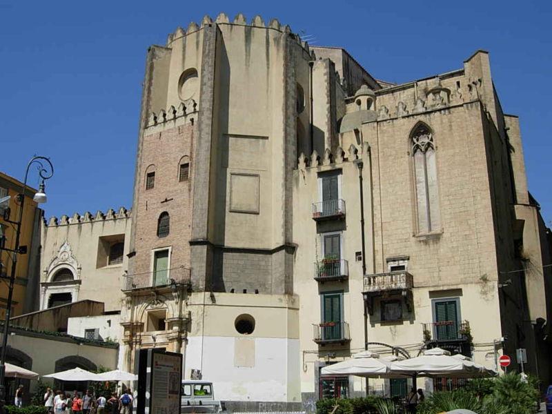 Musei aperti 1 gennaio 2019 Napoli - Basilica San Domenico Maggiore