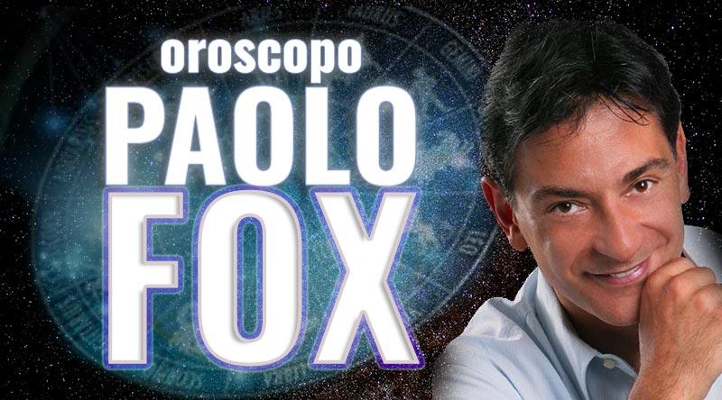 Oroscopo 2019 Paolo Fox
