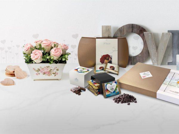 Regali di cioccolato per San Valentino 2019: idee regalo cioccolatini personalizzati
