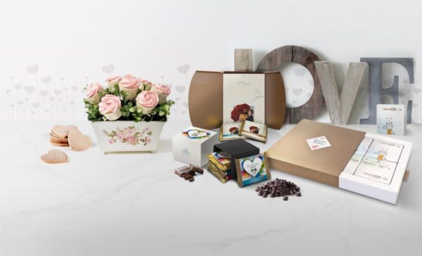 Regali di cioccolato per San Valentino 2019