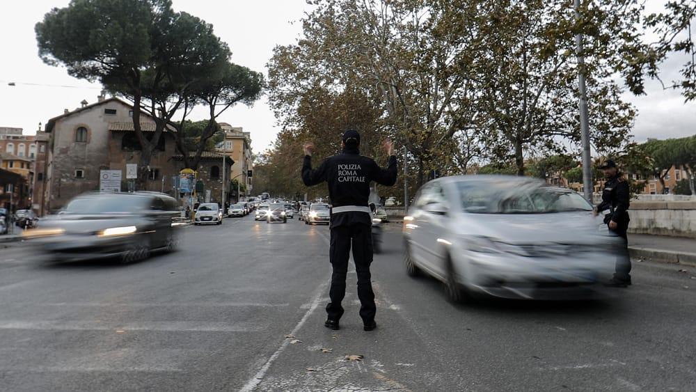 roma blocco circolazione oggi
