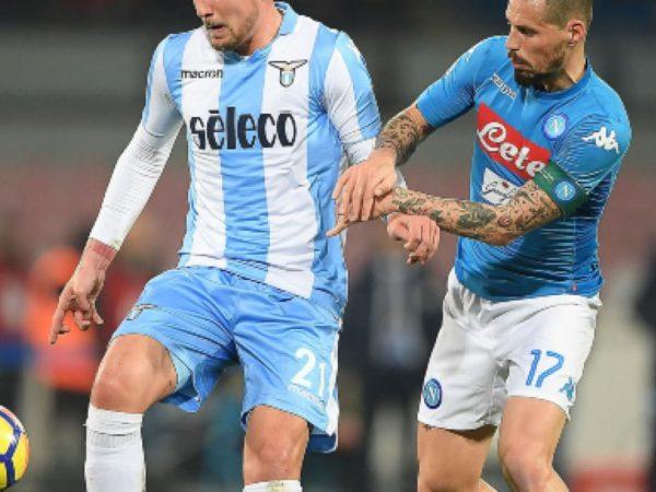 Napoli Lazio dove vederla in tv: ecco la partita dove viene trasmessa