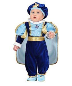 Vestiti Carnevale bambini 2019 su Amazon - Principe azzurro