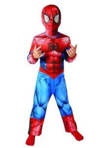 Vestiti Carnevale bambini 2019 Amazon - Spiderman