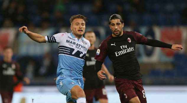 Coppa Italia Lazio Milan 2019: dove vedere la semifinale a Roma