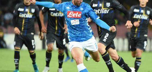 Dove vedere partita Napoli oggi: FIORENTINA - NAPOLI