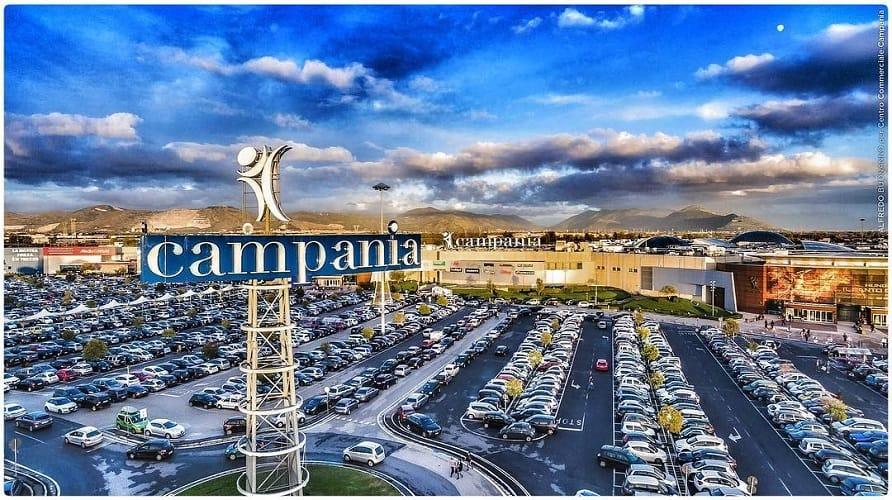 Centri commerciali aperti Ferragosto Napoli