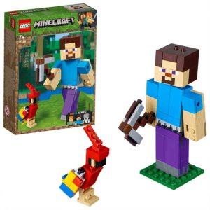 Minecraft giocattoli prezzo: personaggi su Canvas