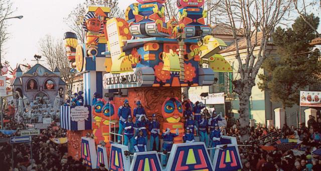 Sfilate Carnevale Roma 2019 Sabato 9 e Domenica 10 Marzo