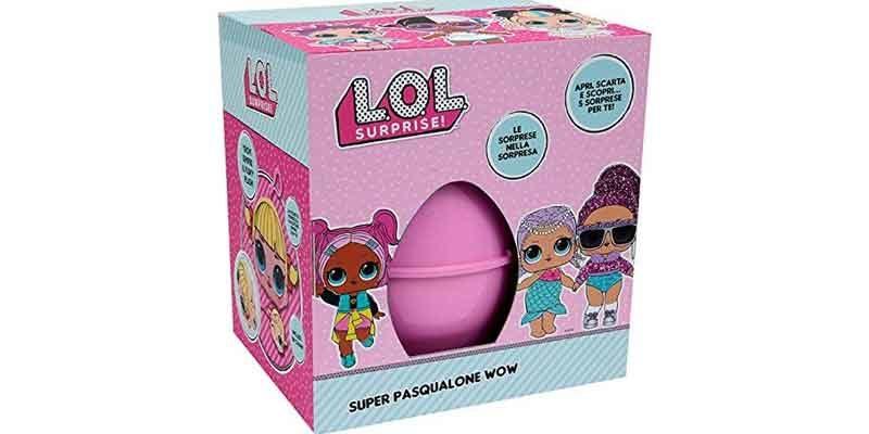 Super Pasqualone LOL Surprise 2019: uovo di Pasqua LOL dove trovarlo