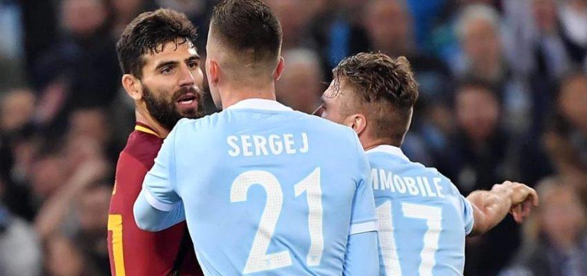 Come vedere Roma Lazio gratis