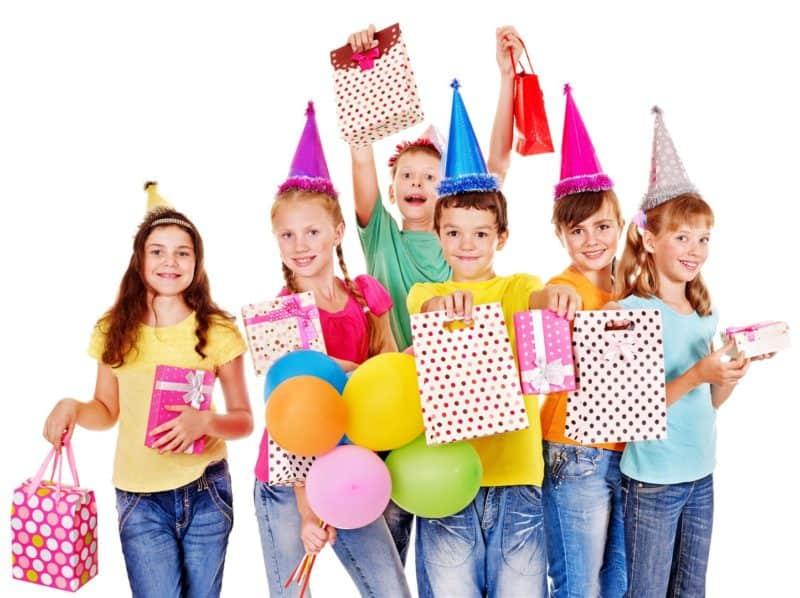 Regali per invitati compleanno bambini: cosa regalare