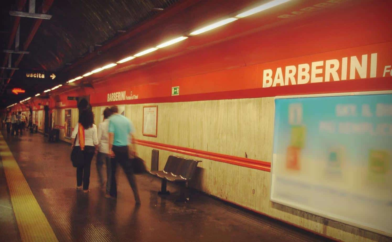 Metro CHIUSE a Roma il 1 MAGGIO