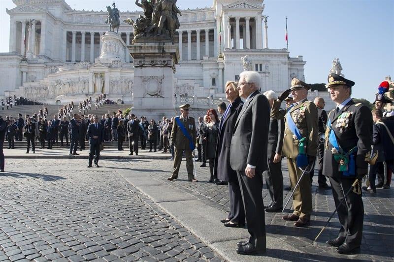 Roma 25 aprile 2019 Altare della Patria