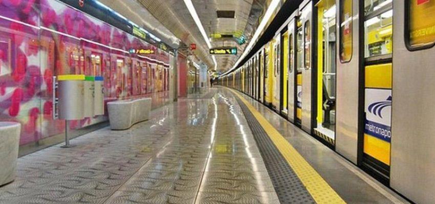 Metro Napoli Pasquetta 2019: orari su apertura 22 Aprile 2019