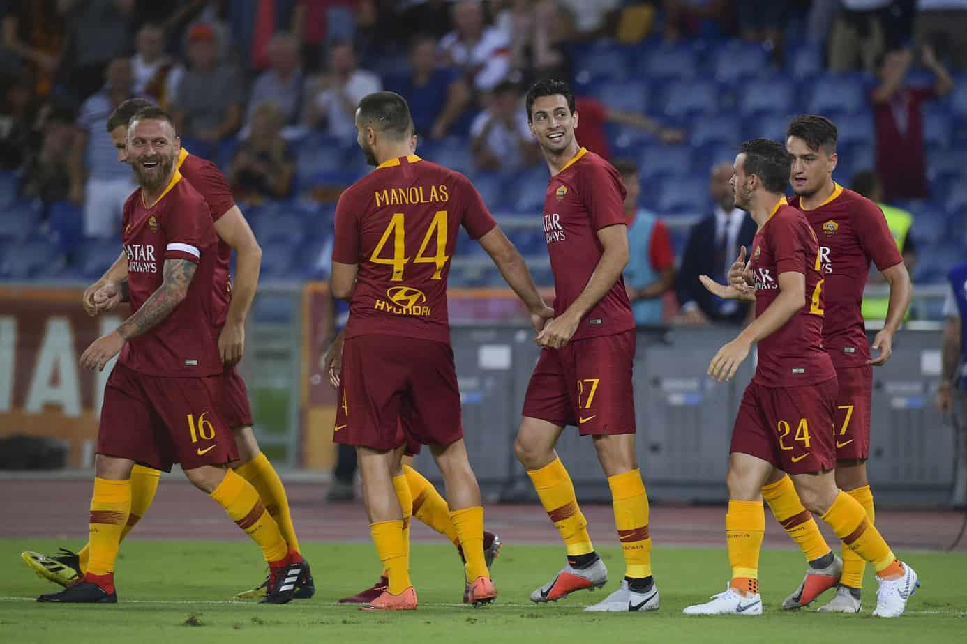 GENOA ROMA dove vedere la partita a Roma