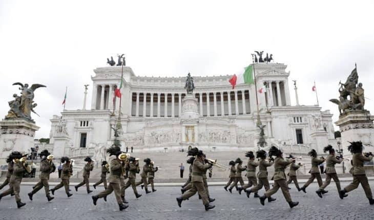 2 Giugno Roma strade chiuse