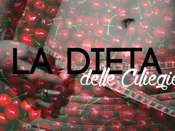 Dieta delle ciliegie: perdi 4 kg in 3 giorni