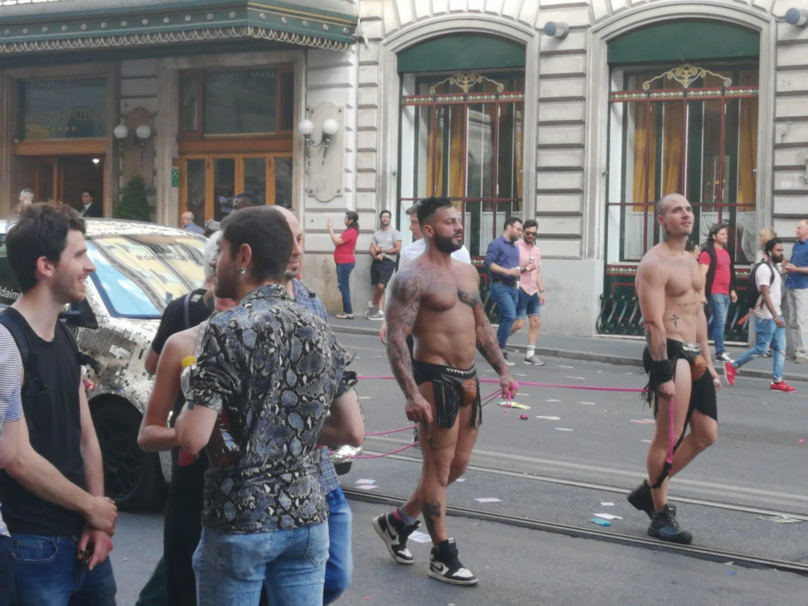 Gay Pride Roma 2019
