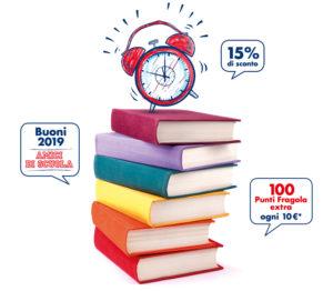 libri scolastici scontati 2019/20 esselunga
