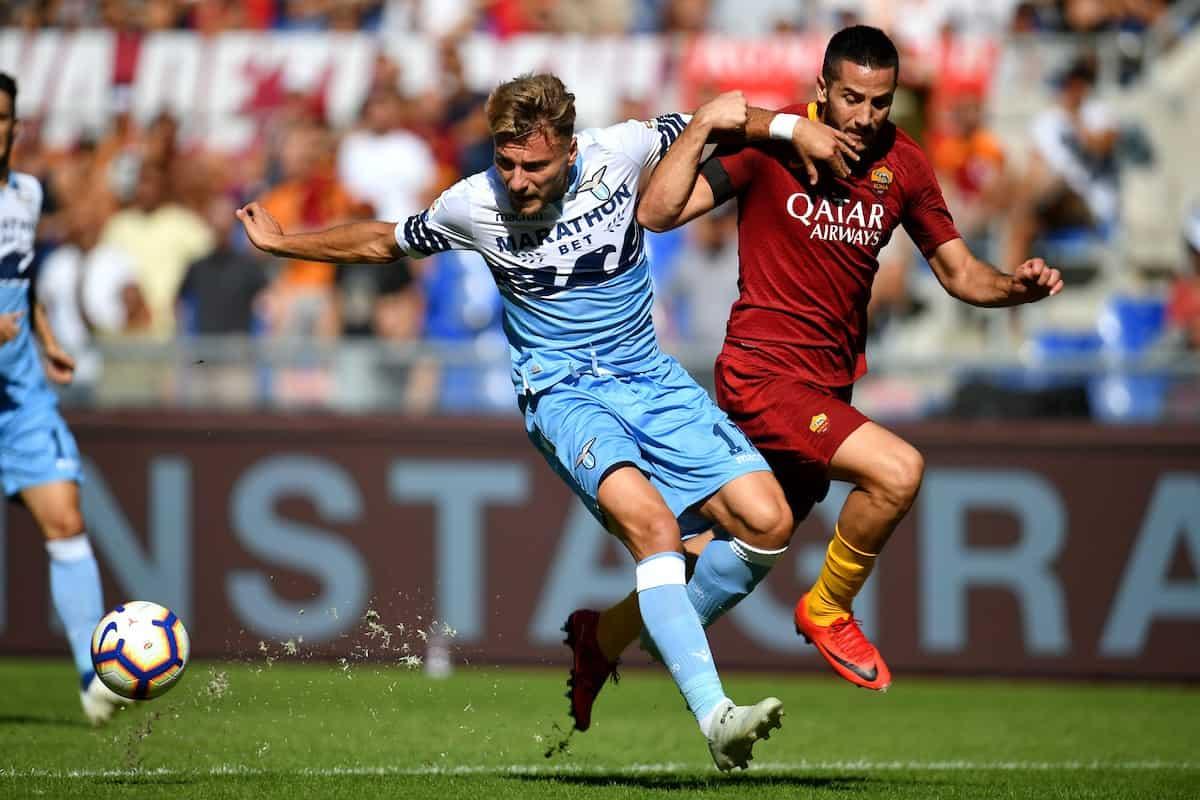 Derby Roma Lazio 1 settembre 2019