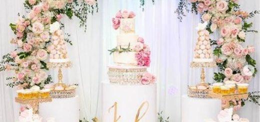 Torte pasta da zucchero matrimonio 2019 - 2020