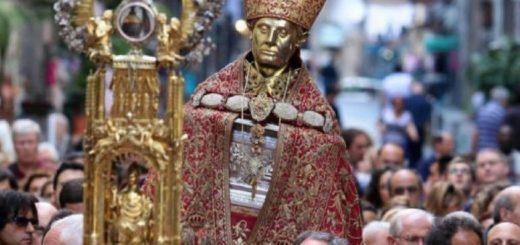 Festa San Gennaro Napoli