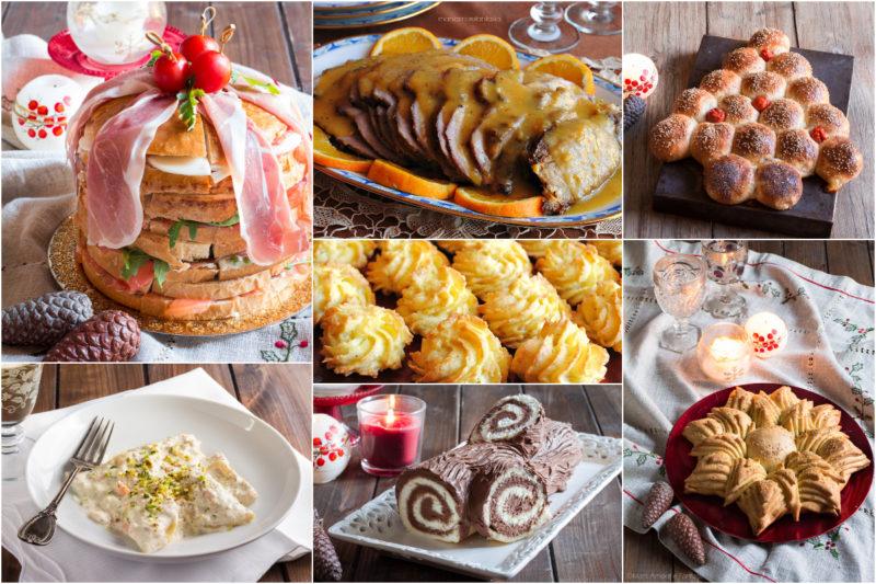 Menu Di Natale Ricette Semplici.Ricette Natale Facili Menu Gustoso Di Natale In Meno Di 2 Ore