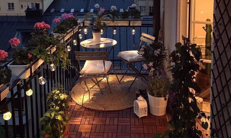 Come arredare un terrazzo spendendo poco: idee a partire ...